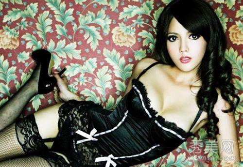 台湾百大性感美女 郭雪芙成新宅男女神林志玲掉出前五