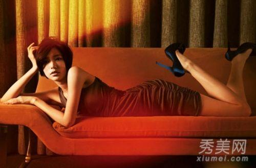 台湾百大美女排行榜 林志玲排第五范冰冰92(组图)
