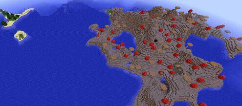 我的世界怎么前往蘑菇岛?蘑菇岛前往方法攻略